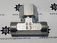 TRN-M16 Штуцер Тройной с Гайкой