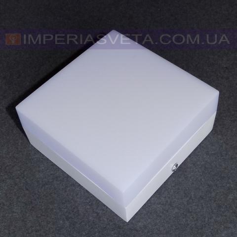 Светильник светодиодный дневного света IMPERIA панель 12W накладной квадрат LUX-551036