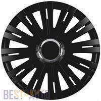 Колпаки для колес Active RC black R16 (Комплект 4 шт.)