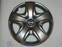 500 Колпаки для колес на Nissan R17 (Комплект 4 шт.)