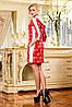 Женское спортивное платье с капюшоном (1162-1159-1161-1158 svt), фото 6