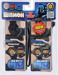 Детские-рации-шпионские наборы Детская рация на батарейках Детская игрушка рация