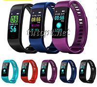 Фитнес трекер, с пульсомером,шагомером,контроль сна,  Smart Bracelet Y5