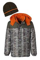 Куртка iXtreme с шапкой для мальчика от 2 до 4 лет