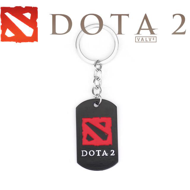 Брелок жетон Dota 2