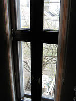 Деревянные евро окна дуб 1