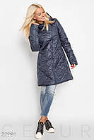 Женское стеганое пальто Gepur 27991