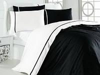 Двуспальное  (простынь на резинке) постельное белье - Сатин однотонный, 100% хлопок