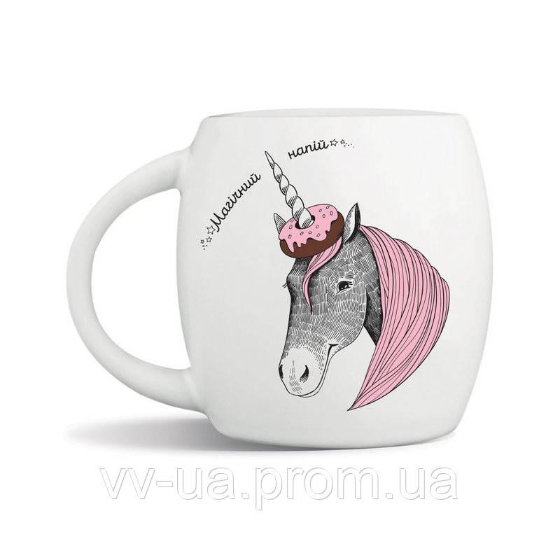 Чашка Orner Единорог, 450 мл