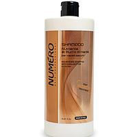 Шампунь для волос питательный на основе масла карите и авокадо Brelil Numero Deep Nutritive Treatment Shampoo