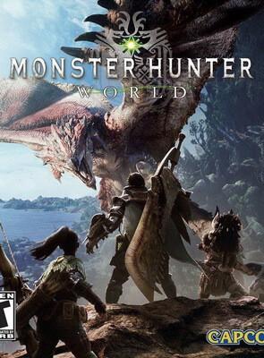 Monster Hunter: World (PC) Электронный ключ
