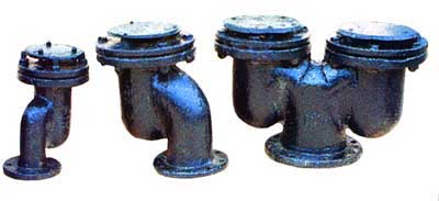 Вантуз ( Клапан ) Чугунный аэрационный для воды