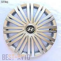 422 Колпаки для колес на Hyundai R16 (Комплект 4 шт.)