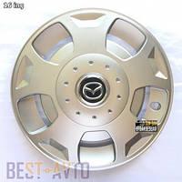 404 Колпаки для колес на Mazda R16 (Комплект 4 шт.)