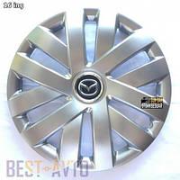 409 Колпаки для колес на Mazda R16 (Комплект 4 шт.)