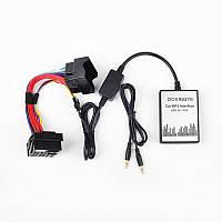 USB AUX адаптер Renault Рено 12 pin MP3 эмулятор CD чейнджера