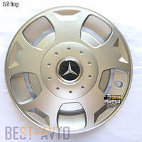 404 Колпаки для колес на Mercedes R16 (Комплект 4 шт.)