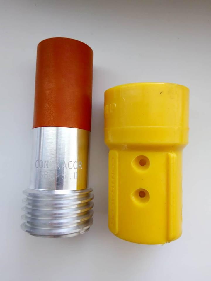 Сопло пескоструйное Вентури SBC-5.0 мм, карбид бора