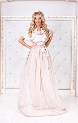 e0c9363748d Длинное шелковое платье