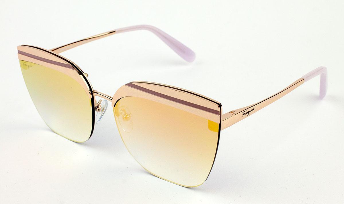 8f3a45e4b2be Солнцезащитные очки Salvatore Ferragamo SF166S 714 - Оптика СRiSTALS в  Харькове