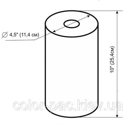 "Картридж шнурковый PPW-10L (5 мкм) для колбы BigBlue 10"", фото 2"