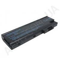 АКБ для ноутбука ACER BT.T5005.001- Aspire 1680/  TravelMate 2300/  4600(14.8V/  4400mAh/  8ячеек/  чёрный)