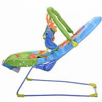 Шезлонг качалка детский музыкальный 60661A, фото 1