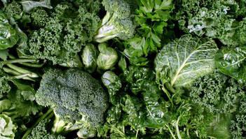 Даем здоровью зеленый свет. Самые полезные зеленые овощи