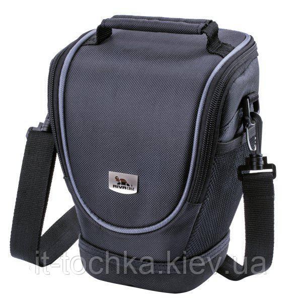 Чехол rivacase 7205b-01 (ps) black 6/24 для зеркальных фотокамер