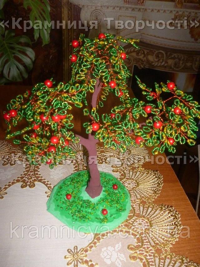 Бисерное дерево Рябина