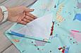 Накидка для кормления + сумочка-чехол, Индиана, фото 3