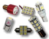 Автомобильные лампы на светодиодах
