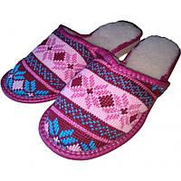 Комнатные теплые женские тапочки Polmar P206p