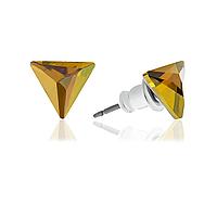 Серьги-гвоздики KOBI ILI с кристаллами Swarovski 7 мм 7740-0992-86
