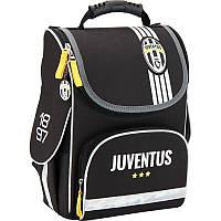 Рюкзак школьный каркасный (ранец) 501 Juventus JV17-501S