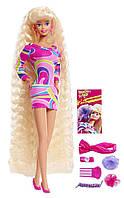 Кукла Barbie длинные волосы коллекционная (Barbie Totally Hair 25th Anniversary Doll). Mattel
