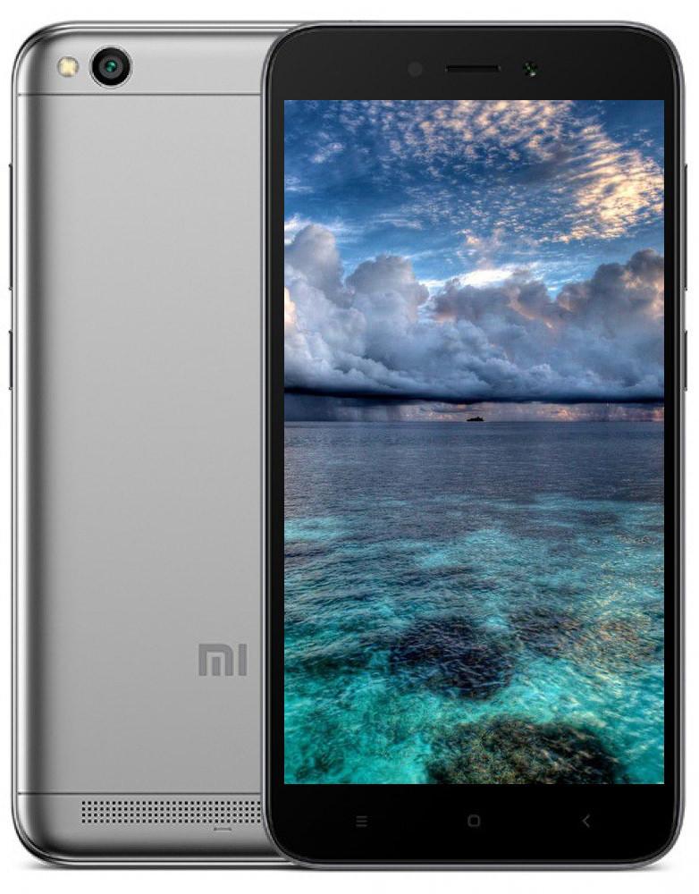 Xiaomi Redmi 5A Pro Gray 3\32+подарок противоударный чехол