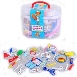 """Доктор M 0461/2553 U/R """"Чудо аптечка"""" набор для игры в больницу в чемоданчике"""