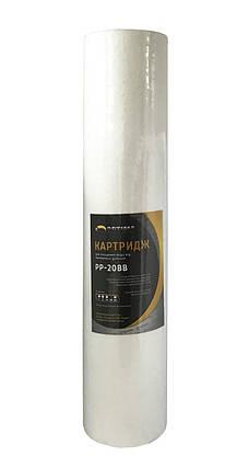 """Картридж полипропиленовый PP-20ВВ (10 мкм) OPTIMA для колб BigBlue 20"""", фото 2"""