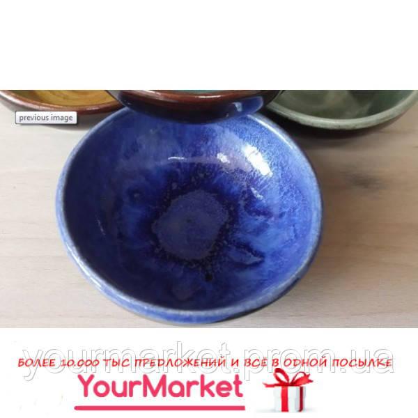 Салатник керамика 450 мл, 15 см Manna Калипсо цвет - синий 3015-12