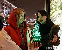"""Детский ночник - светильник """"Белоснежка"""" 3DTOYSLAMP, фото 1"""