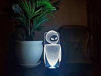 """Детский ночник - светильник """"Ева"""" 3DTOYSLAMP, фото 1"""