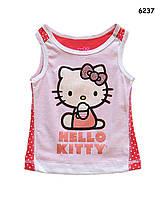 Майка Hello Kitty для девочки. 4 года