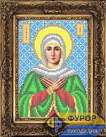 Схема для вышивки бисером - Лия (Лилия) Святая Праведная, Арт. ИБ5-032-1