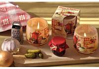 Ароматизированная свеча в стакане Фруктовый джем