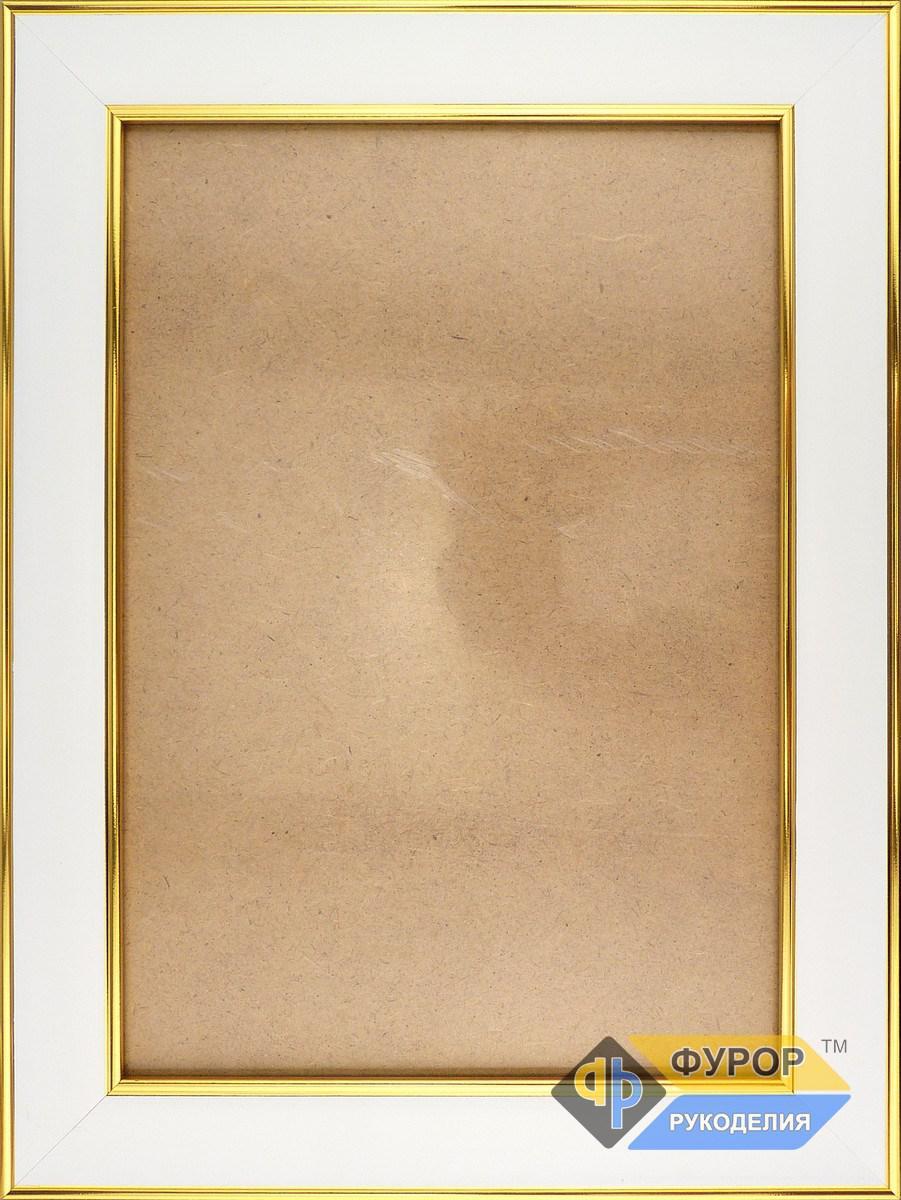 Рамка А4 (19х26 см) для вишитих картин і ікон ТМ Фурор Рукоділля (ФР-А4-3045-190-260)