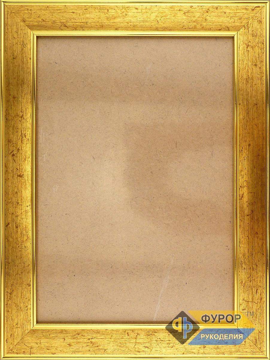 Рамка А4 (18х27 см) для вишитих картин і ікон ТМ Фурор Рукоділля (ФР-А4-3041-180-270)
