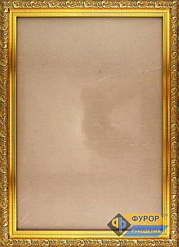 Рамка А4 (18х26 см) для вишитих картин і ікон ТМ Фурор Рукоділля (ФР-А4-2023-180-260)