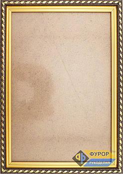 Рамка А4 (18х26 см) для вишитих картин і ікон ТМ Фурор Рукоділля (ФР-А4-2019-180-260)