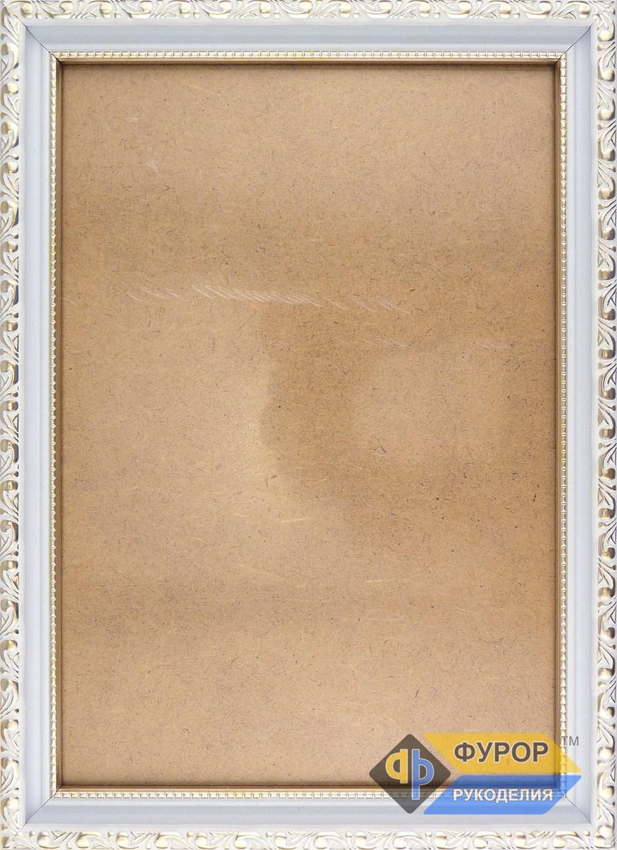 Рамка А4 (18х26 см) для вишитих картин і ікон ТМ Фурор Рукоділля (ФР-А4-2101-180-260)